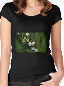 Aroma Bells Women's Fitted Scoop T-Shirt