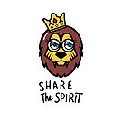 Share the spirit with Lion by beatbeatwing