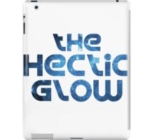 The Hectic Glow - Original Band shirt iPad Case/Skin