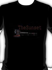 Muni Train in the Sunset T-Shirt