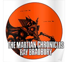 The Martian Chronicles Poster