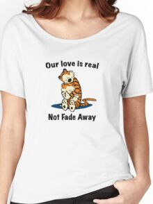 Not Fade Away! Women's Relaxed Fit T-Shirt