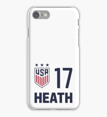USWNT HEATH iPhone Case/Skin