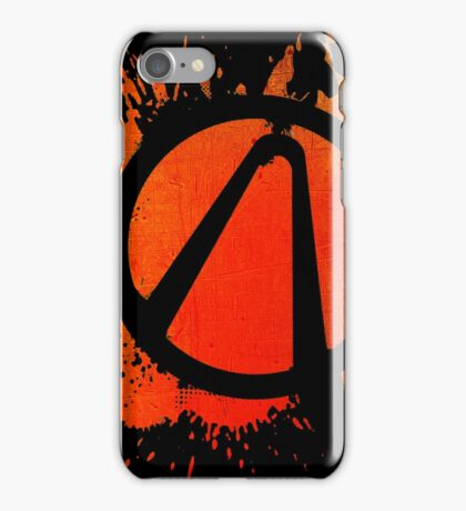 Vault of the Borderlands iPhone Case/Skin