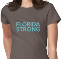 Florida Strong Womens Fitted T-Shirt
