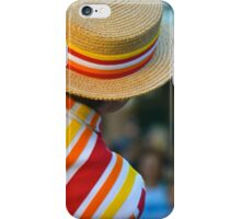 Bert (Soundsational) iPhone Case/Skin