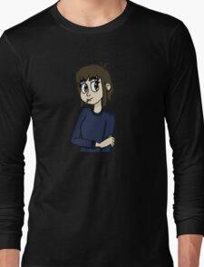 UPPER BODY GIRL (HEWLLZY) Long Sleeve T-Shirt