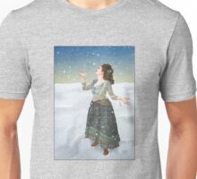 Idris in the Snow (Doctor Who) Unisex T-Shirt