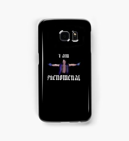 Phenomenal | AJ Styles Samsung Galaxy Case/Skin