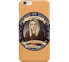 Tara - Buffy the Vampire Slayer iPhone Case/Skin