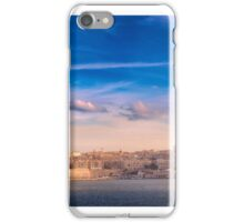 Valletta Panorama iPhone Case/Skin