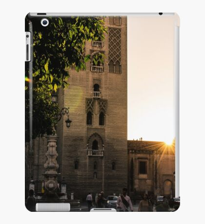 One thousand years of History iPad Case/Skin