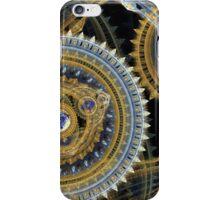 Steampunk machine iPhone Case/Skin