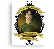 Xander - Buffy the Vampire Slayer Canvas Print