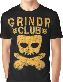 Grindr Club Graphic T-Shirt