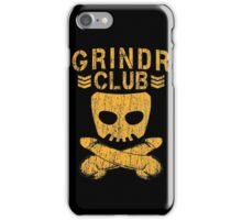 Grindr Club iPhone Case/Skin