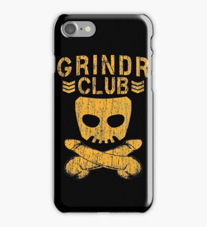Grindr Club iPhone Case/Skin