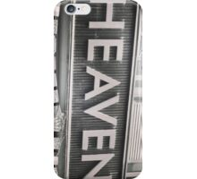 Heaven iPhone Case/Skin