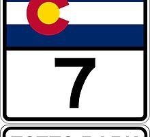CO-7 Estes Park Colorado by IntWanderer