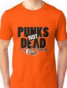 Punk's Not Dead Unisex T-Shirt