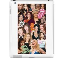 The Women of SNL collage iPad Case/Skin