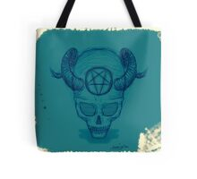 Sigill Blue Tote Bag