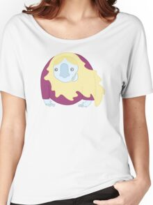 Blond Hairy Ghost Women's Relaxed Fit T-Shirt
