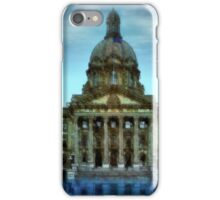 Alberta Legislature iPhone Case/Skin