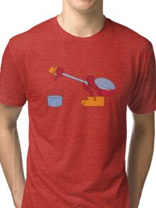 It's drinking the water Tri-blend T-Shirt