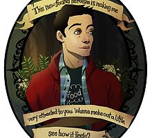 Stiles - Teen Wolf by muin-an-staers