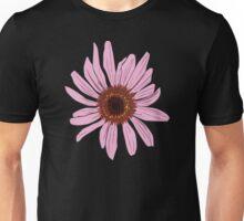 Coneflower Pink Unisex T-Shirt