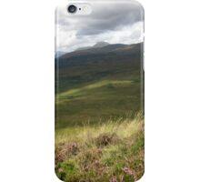 Ben Lomond on Loch Lomond (2), Scotland iPhone Case/Skin