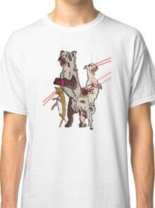 Dogs gone wrong.  Classic T-Shirt