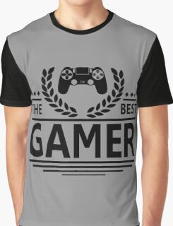 The best gamer Graphic T-Shirt