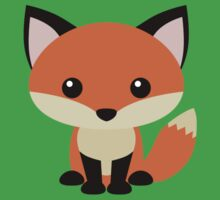 Fox Baby Tee