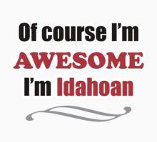 Idaho Is Awesome Kids Tee