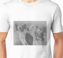 Terrier Trio Unisex T-Shirt