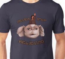 Never Stop Believing Unisex T-Shirt