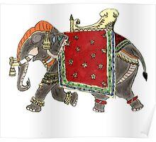 Royal Elephant Poster