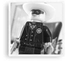 Lego Lone Ranger Canvas Print