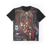 Queen of the Wolves Graphic T-Shirt