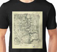 USGS TOPO Map Arizona AZ Camp Verde 315340 1923 125000 Unisex T-Shirt