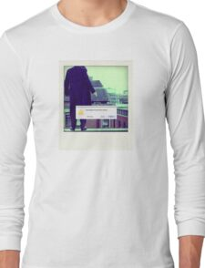 Sherlock Polaroid Long Sleeve T-Shirt