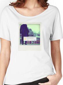 Sherlock Polaroid Women's Relaxed Fit T-Shirt