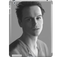 Andrew Scott as Jim Moriarty iPad Case/Skin