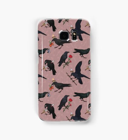 Minor Arcana (Crows) Samsung Galaxy Case/Skin