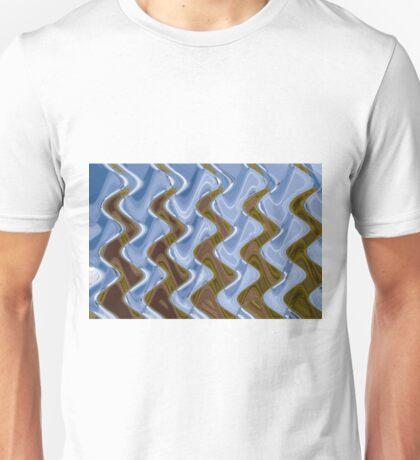 Maasai Mara in Abstract Unisex T-Shirt