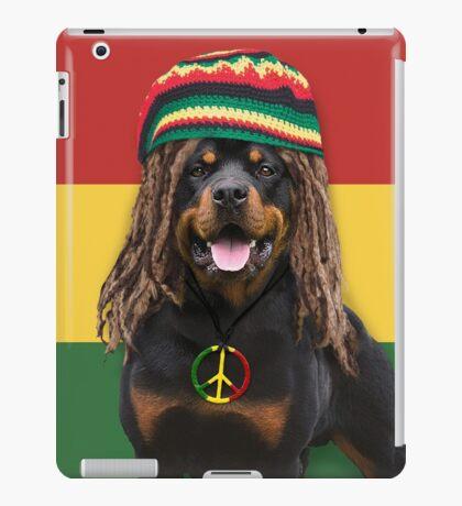 Rasta Dog iPad Case/Skin