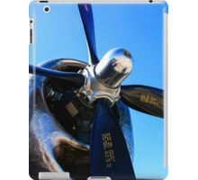 Wright R-3350 Duplex Cyclone radial engines iPad Case/Skin