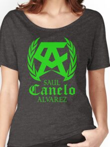 CANELO T-SHIRT Women's Relaxed Fit T-Shirt